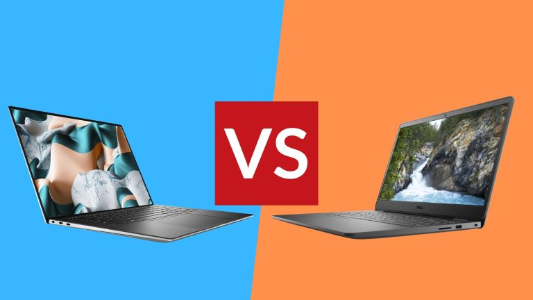 Dell XPS 15 vs Dell Inspiron 15 3000