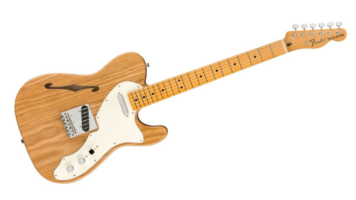 NAMM 2020: These are Fender's new American Originals – the 60s Telecaster Thinline and 70s Telecaster Custom