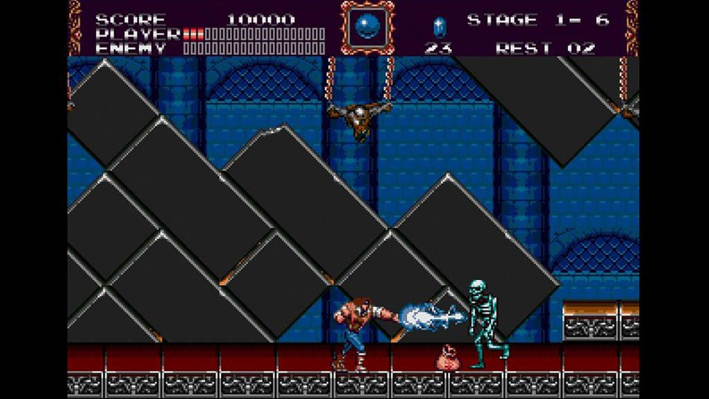 Castlevania Anniversary Collection's game lineup has been confirmed