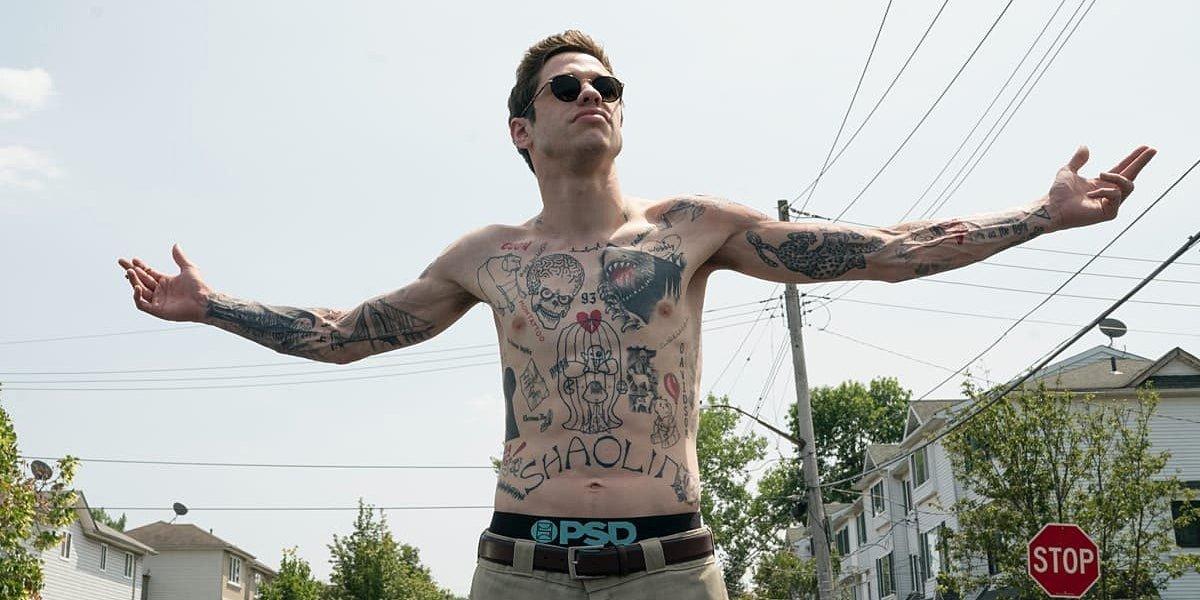Pete Davidson as The King of Staten Island