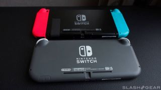 Concepto de la Nintendo Switch 2