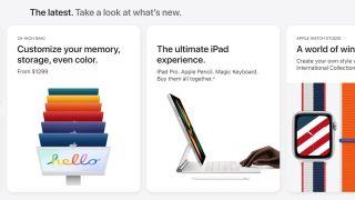 Apple store redesign