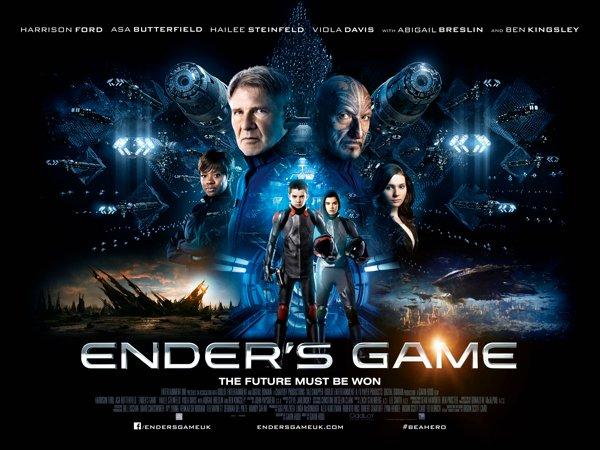 Ender's Game banner