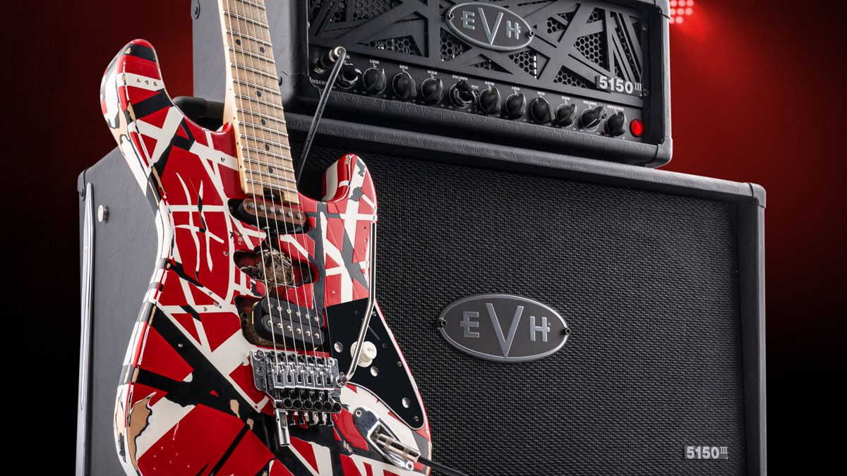 NAMM 2020: EVH Gear unveils a new Striped Series Frankie, a 5150III head and super-fresh finishes for the Wolfgangs   MusicRadar