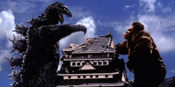 Godzilla vs Kong 1962