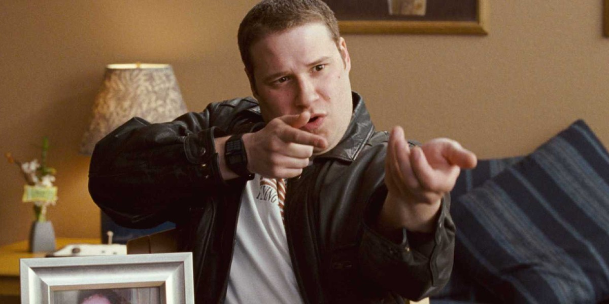 Seth Rogen in Observe and Report