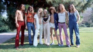Black Oak Arkansas circa 1970