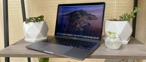 MacBook Pro 13-inch review 2020