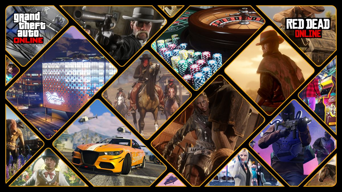 """Rockstar says """"thank you"""" with huge Red Dead Online and GTA Online giveaways"""