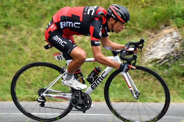 Richie porte gains confidence from fifth place finish in for Richie porte tour de france