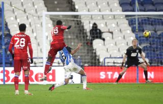 Huddersfield Town v Reading – Sky Bet Championship – John Smith's Stadium