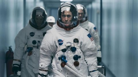 Ryan Gosling was Damien Chazelle's only choice for First Man