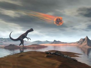 New Dino-destroying Theory Fuels Hot Debate