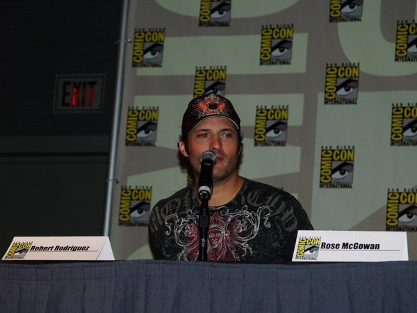 Comic Con: Red Sonja Panel In Detail #129