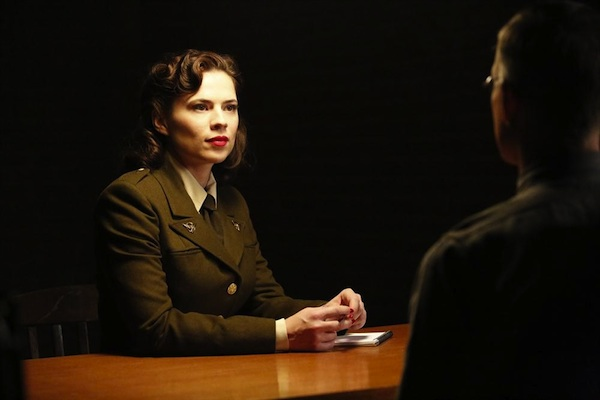 Peggy Carter Agents of SHIELD