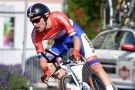 Tom Dumoulin on stage one of the 2015 Tour de Suisse