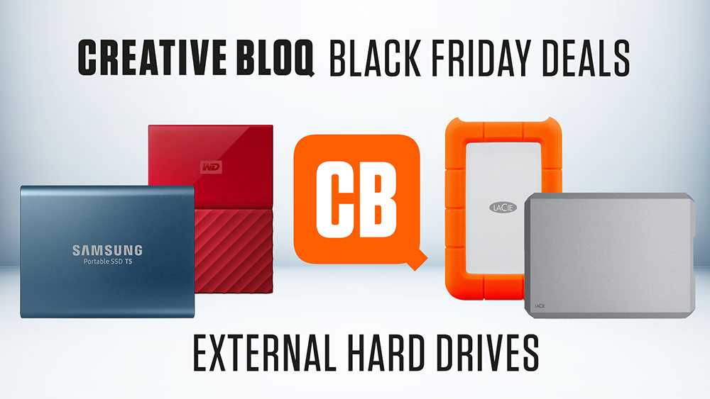 Black Friday External Hard Drive Deals 2020 Massive Savings To Be Had Now Creative Bloq