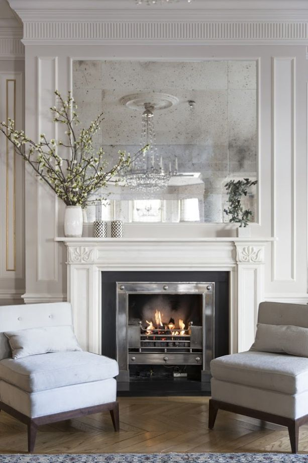 White Living Room Ideas: Modern And Stylish White Living ...