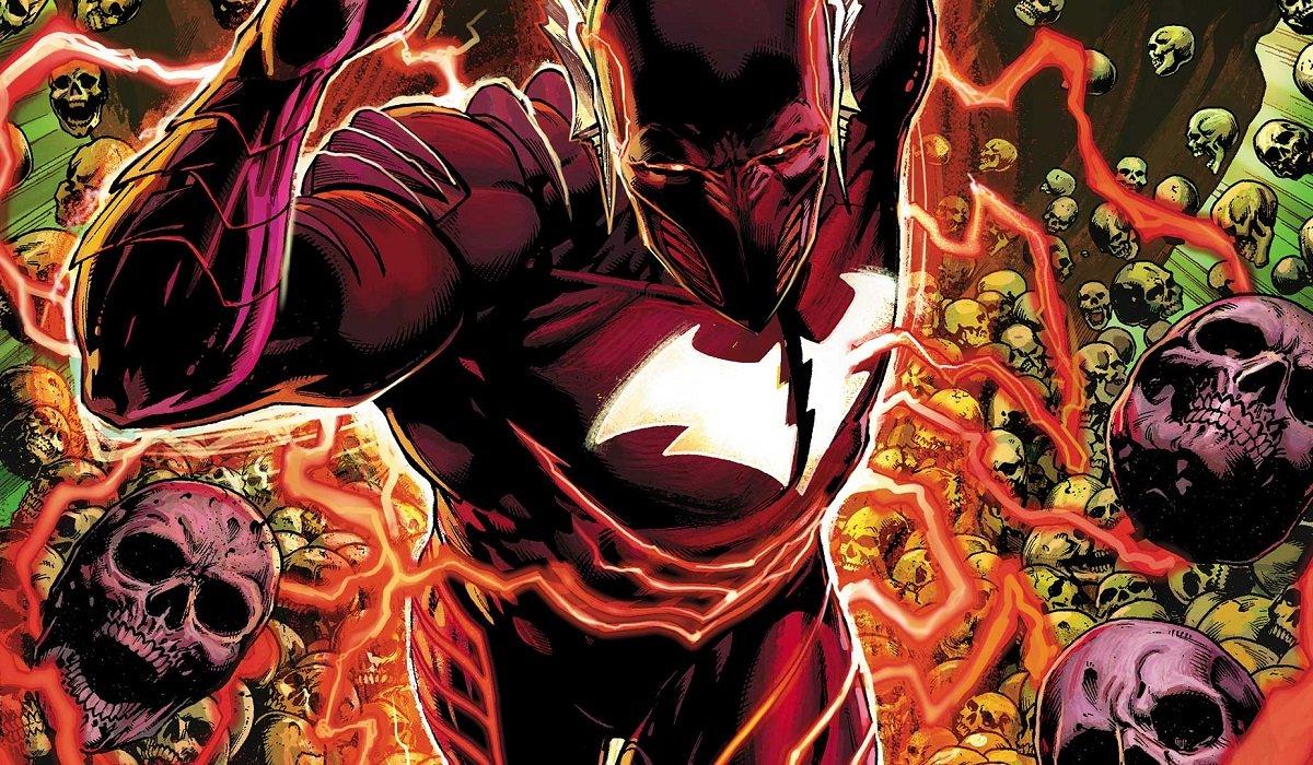 Red Death DC Comics