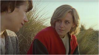Kristen Stewart in Spencer (2021)
