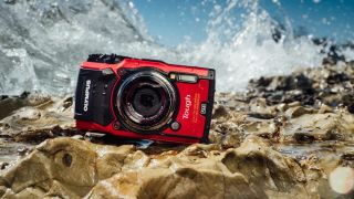 Best camera: Olympus Tough TG-5