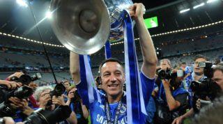 John Terry Champions League