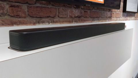 Best Home Subwoofer 2020.Hands On Jbl Bar 5 1 Surround Sound Review Techradar