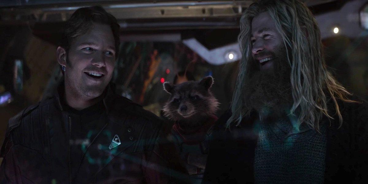 Thor: Love And Thunder's Chris Hemsworth Praises Chris Pratt's Work On The Marvel Sequel