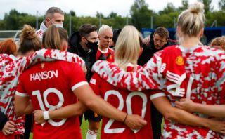Manchester United Women's squad