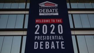 watch Presidential Debates online: stream Trump Biden
