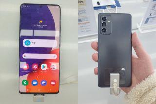 Galaxy A82/Galaxy Quantum 2
