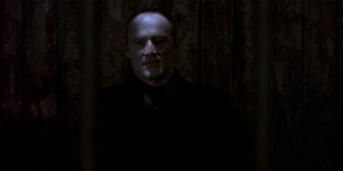 Colm Feorge in Stephen King's Storm of the Century