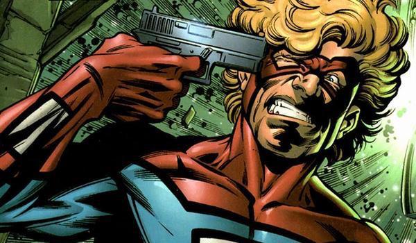 Mister Immortal Marvel new warriors