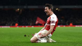 Laurent Koscielny Arsenal captain