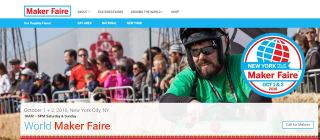 4 Steps to Apply to World #MakerFaire NYC & Attend for Free!
