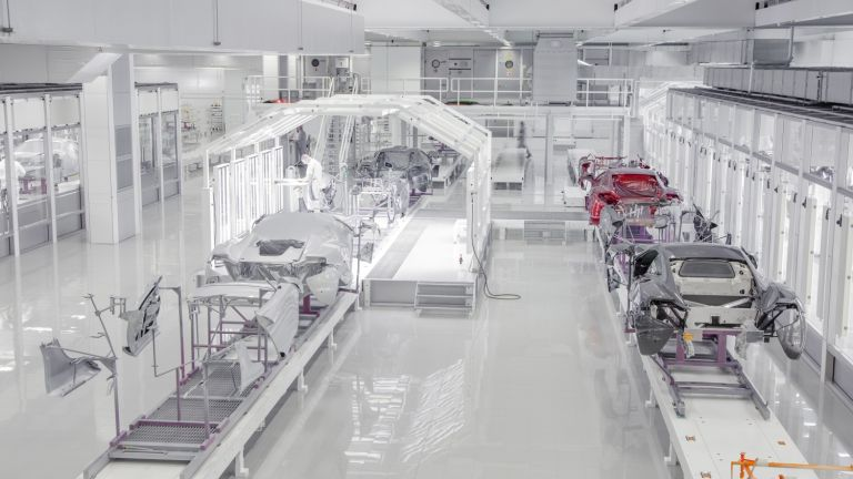 inside the mclaren technology centre: t3 tours the high-tech dream