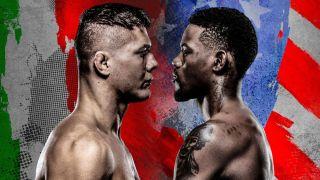 UFC Fight Night Vettori vs. Holland Promo Splash