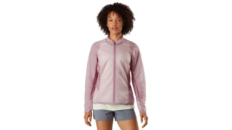 The Arc'Teryx Women's CIta SL Jacket is a top-rate running jacket