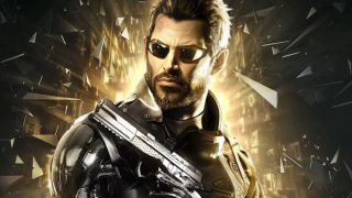 Adam Jensen in Deus Ex: Mankind Divided