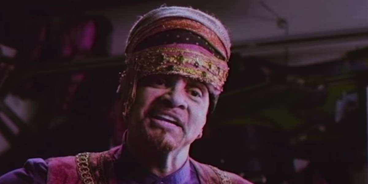 Sinbad in fake Shazam