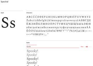 23 amazing free Google web fonts