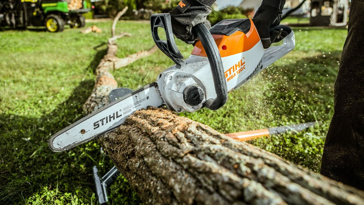Best electric chainsaw 2019: top cordless loppers from the
