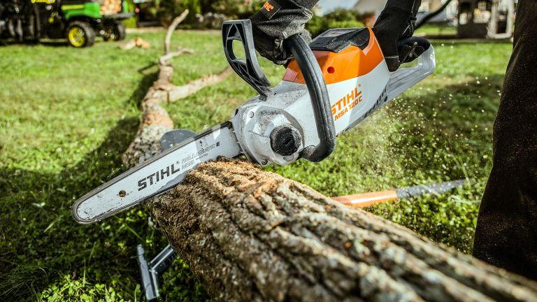 Best cordless chainsaws