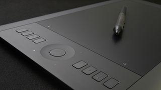 Cheap Wacom tablet: a Wacom Intuos Pro