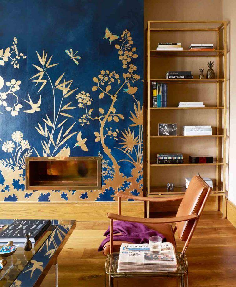 Living Room Wallpaper Ideas Livingetc