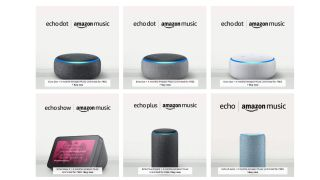 Love free music? Buy an Amazon Echo smart speaker and get 4 months of Amazon Music Unlimited for nothing