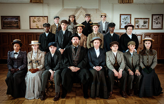 Back in Time for School - BBC2
