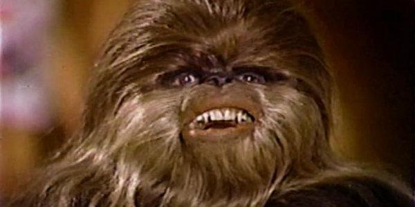 Chewbacca Star Wars Christmas Special Lumpy Wookie