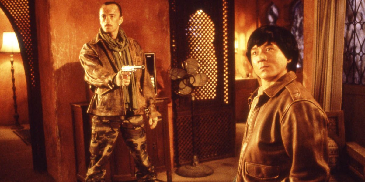 Jackie Chan in Operation Condor