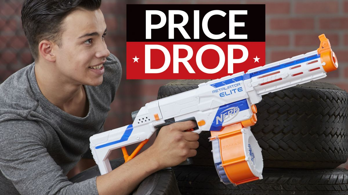 Nerf Cyber Monday Deals 50 Off Nerf Guns Of All Kinds T3